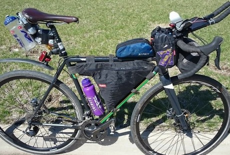 Vin's TIV10 Genesis bike